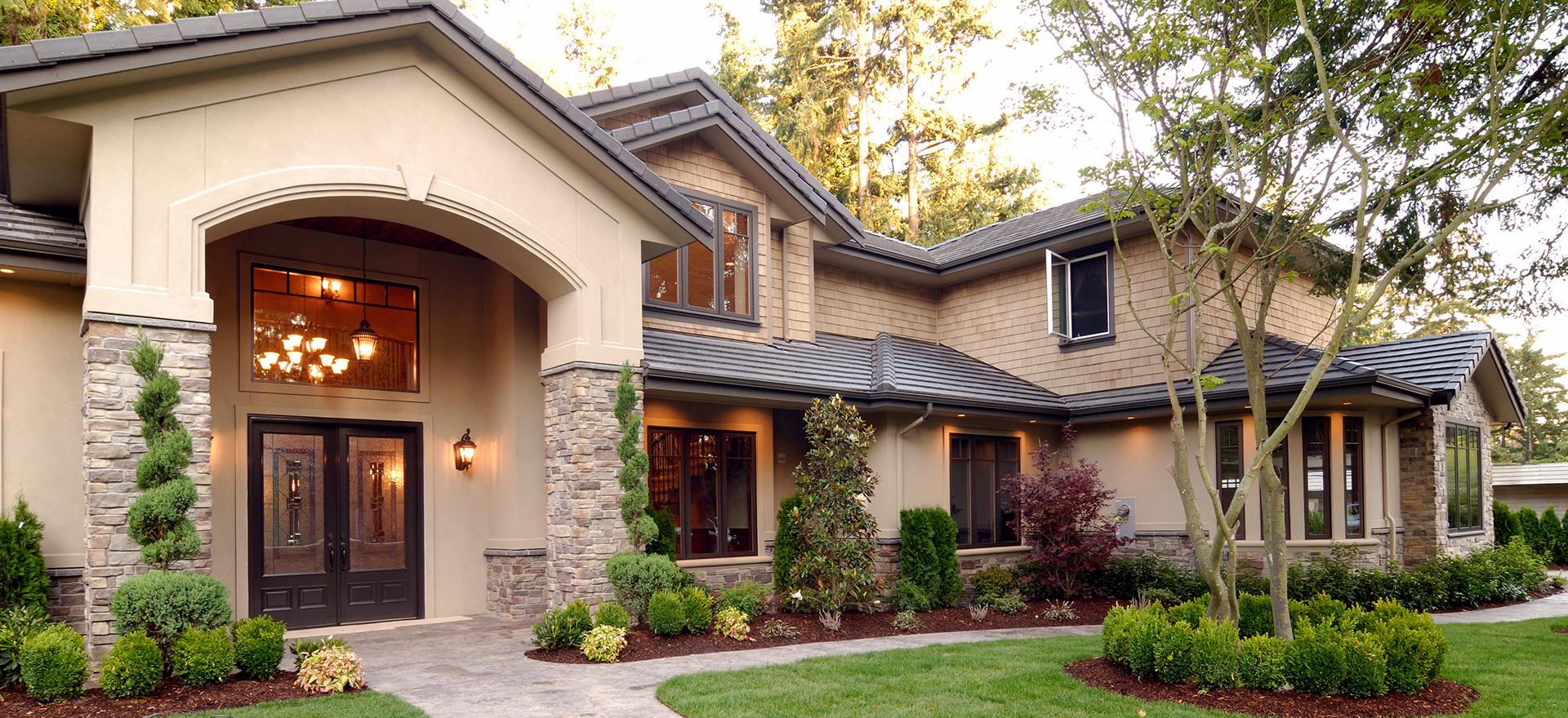 خانه هوشمند سبز